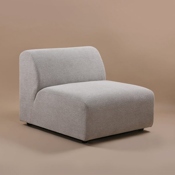 jax couch: element middle, sneak, light grey-28739