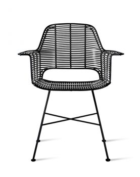 outdoor tub chair black-28764
