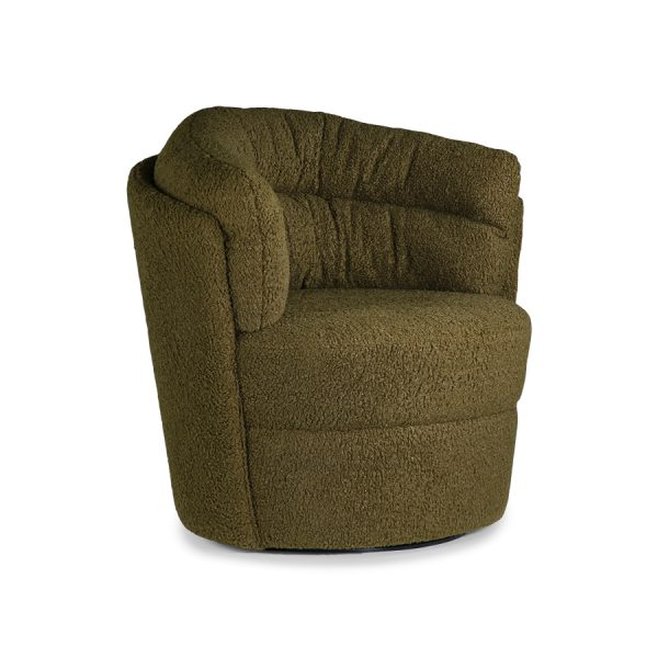 HKliving twister fauteuil green-28772