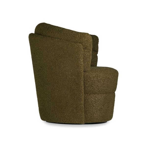 HKliving twister fauteuil green-28771