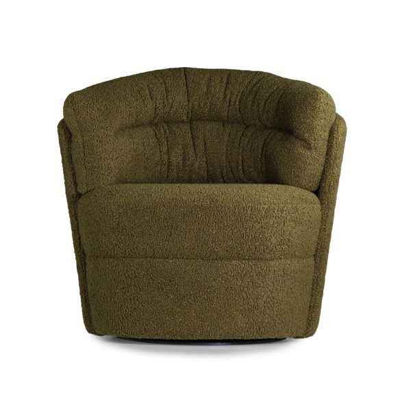 HKliving twister fauteuil green-0