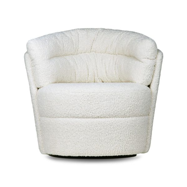 HKliving twister fauteuil cream-0