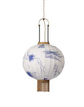 traditional lantern M pencil-0