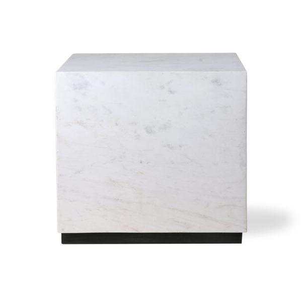 hkliving-bloktafel-marmer-wit-35x35x32,5cm-8718921031134-MTA2833