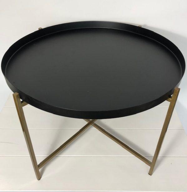 hk-living-bijzettafel-rond-zwart-messing-63x63x40cm-MTA2810-salontafel