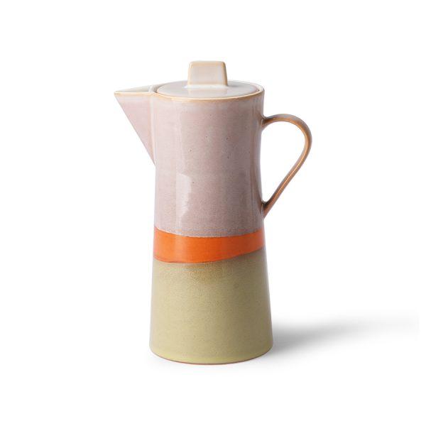 HKliving-70's-koffiepot-keramiek-8718921034852-ACE6912