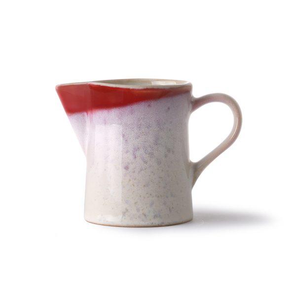 HKliving seventies melk en suikerpot frost-30767