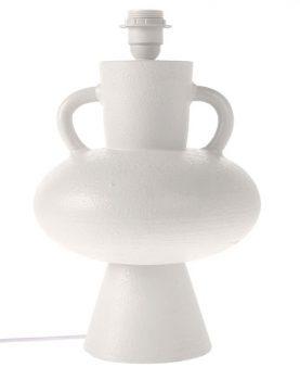hkliving-lampenvoet-aardewerk-wit-VOL5051