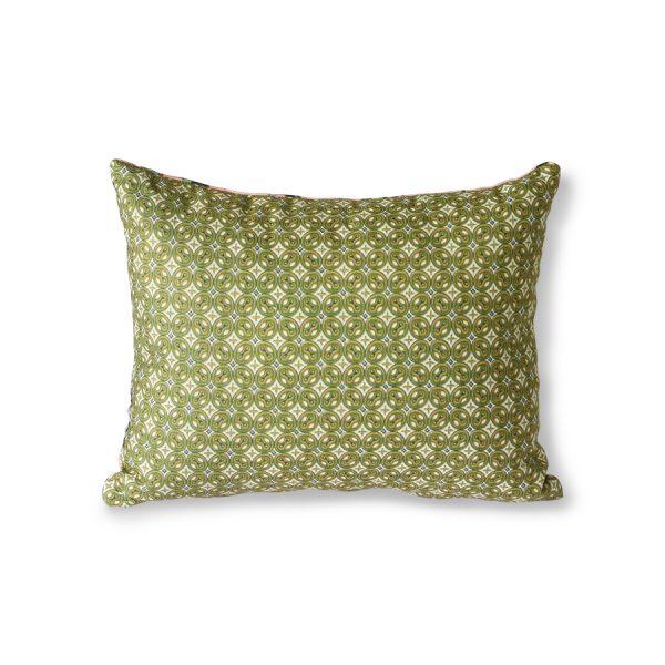 DORIS for HKLIVING: printed cushion floral (30x40)