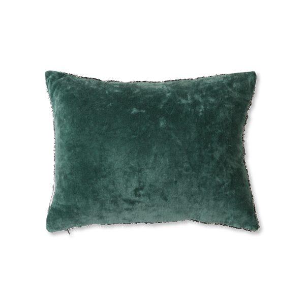 DORIS for HKLIVING: jacquard weave cushion zigzag (30x40)
