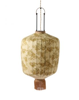 DORIS for HKLIVING: traditional lantern vintage print