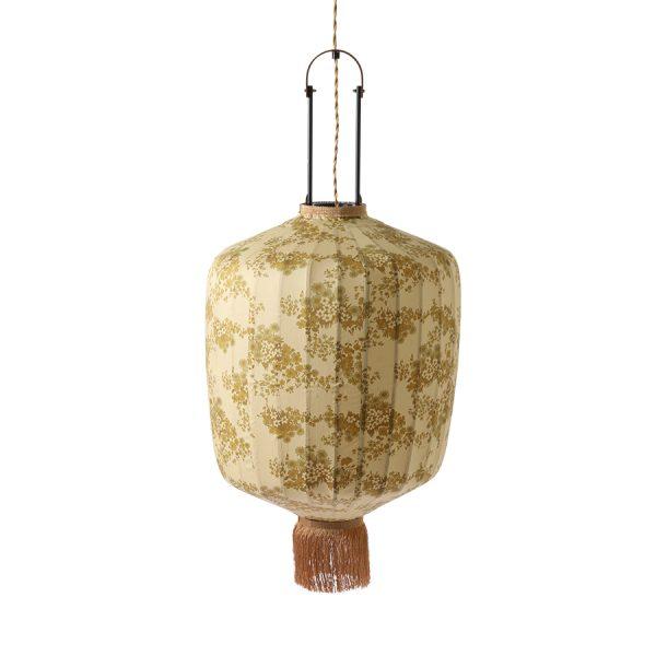 DORIS for HKLIVING: traditional lantern vintage print