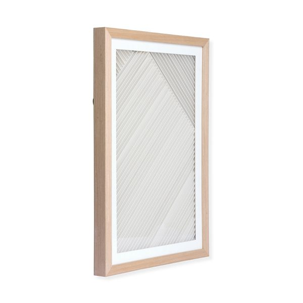 HKliving layered paper artframe B-32281