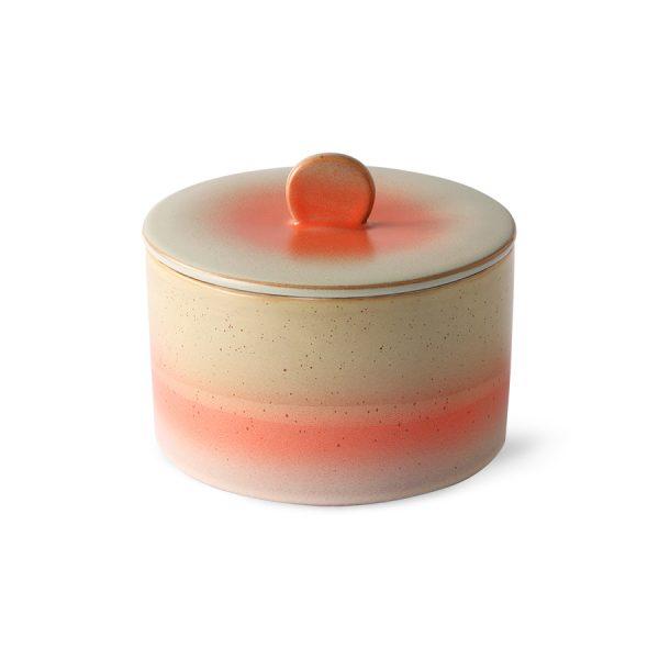 ceramic 70's cookie jar: venus