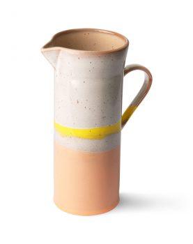 70s ceramics: jug