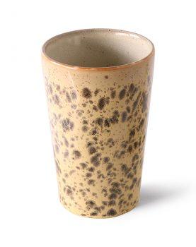 70s ceramics: tea mug