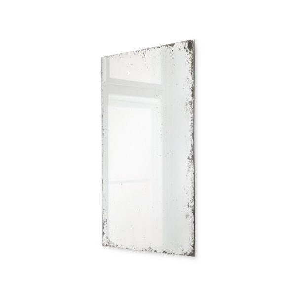 antique look mirror L