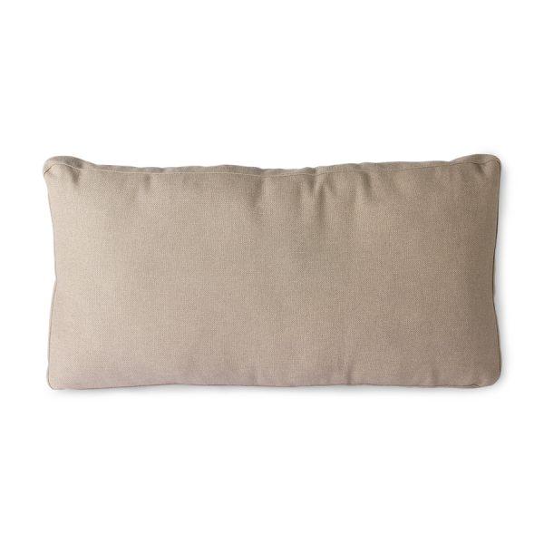 outdoor lounge sofa cushion set brown (UKFR)