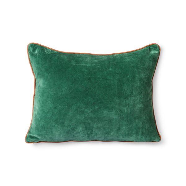 DORIS for HKLIVING: stitched cushion floral (30x40)