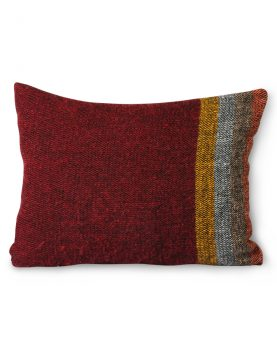 DORIS for HKLIVING: fluffy cushion colourful (30x40)