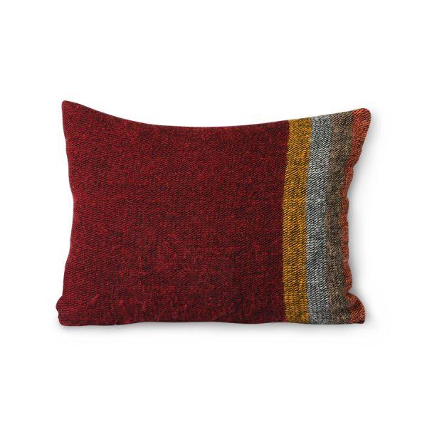 DORIS for HKLIVING: fluffy cushion colourful (30x40)