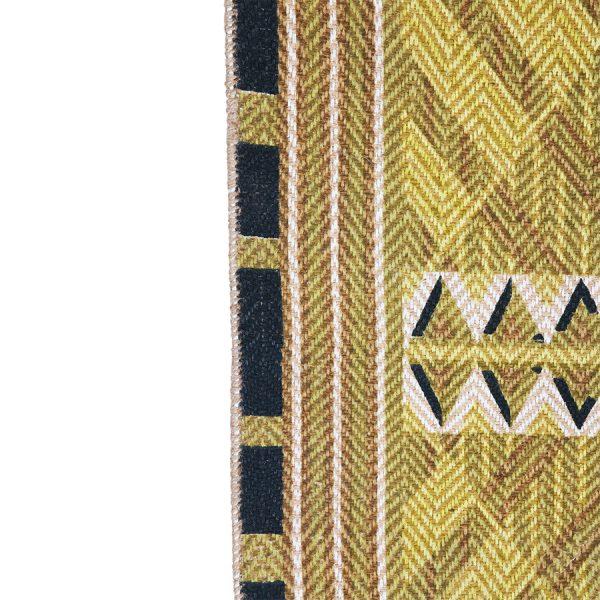printed retro rug (120x180)