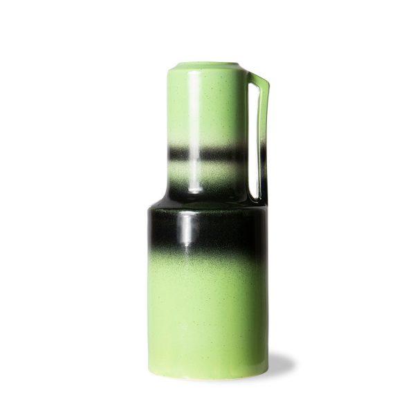 Hkliving-the-meralds-vaas-groen-met-handvat-ace7102