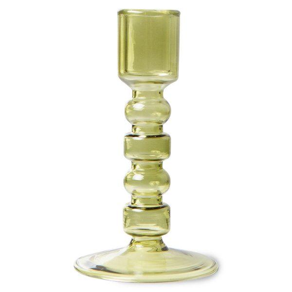 HKliving-emeralds-kandelaar-olijf-groen-M-AKA3326